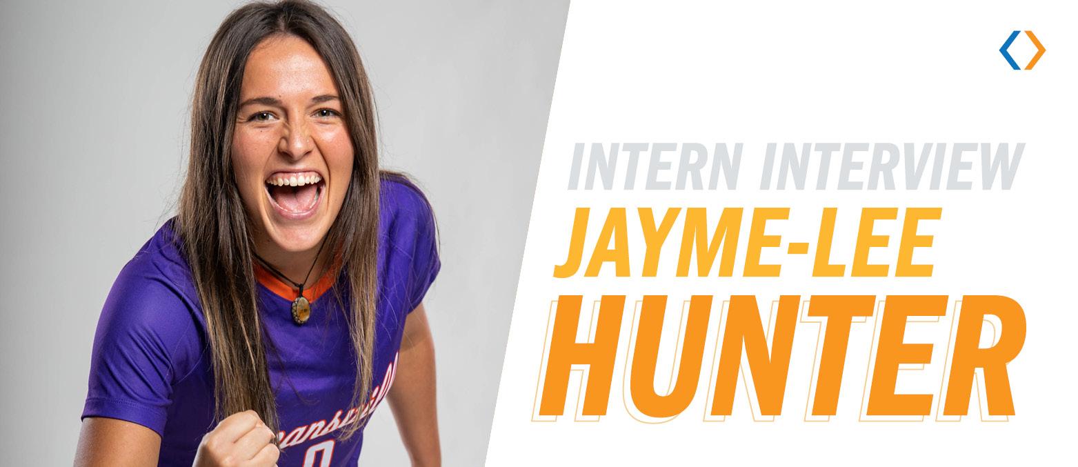 Intern Profile: Jayme-Lee M. Hunter – Kiwi Footballer and Engineer